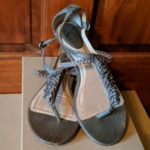Gorgeous Frye leather sandals!!